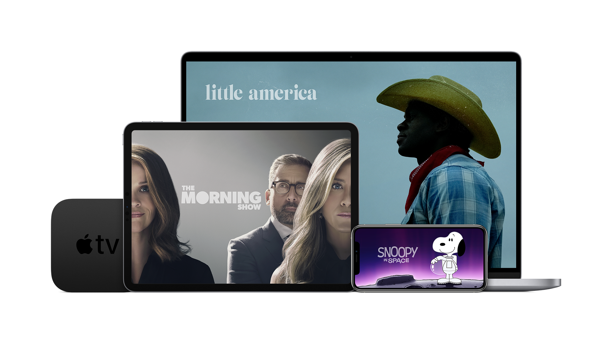 Apple TV+ produkter