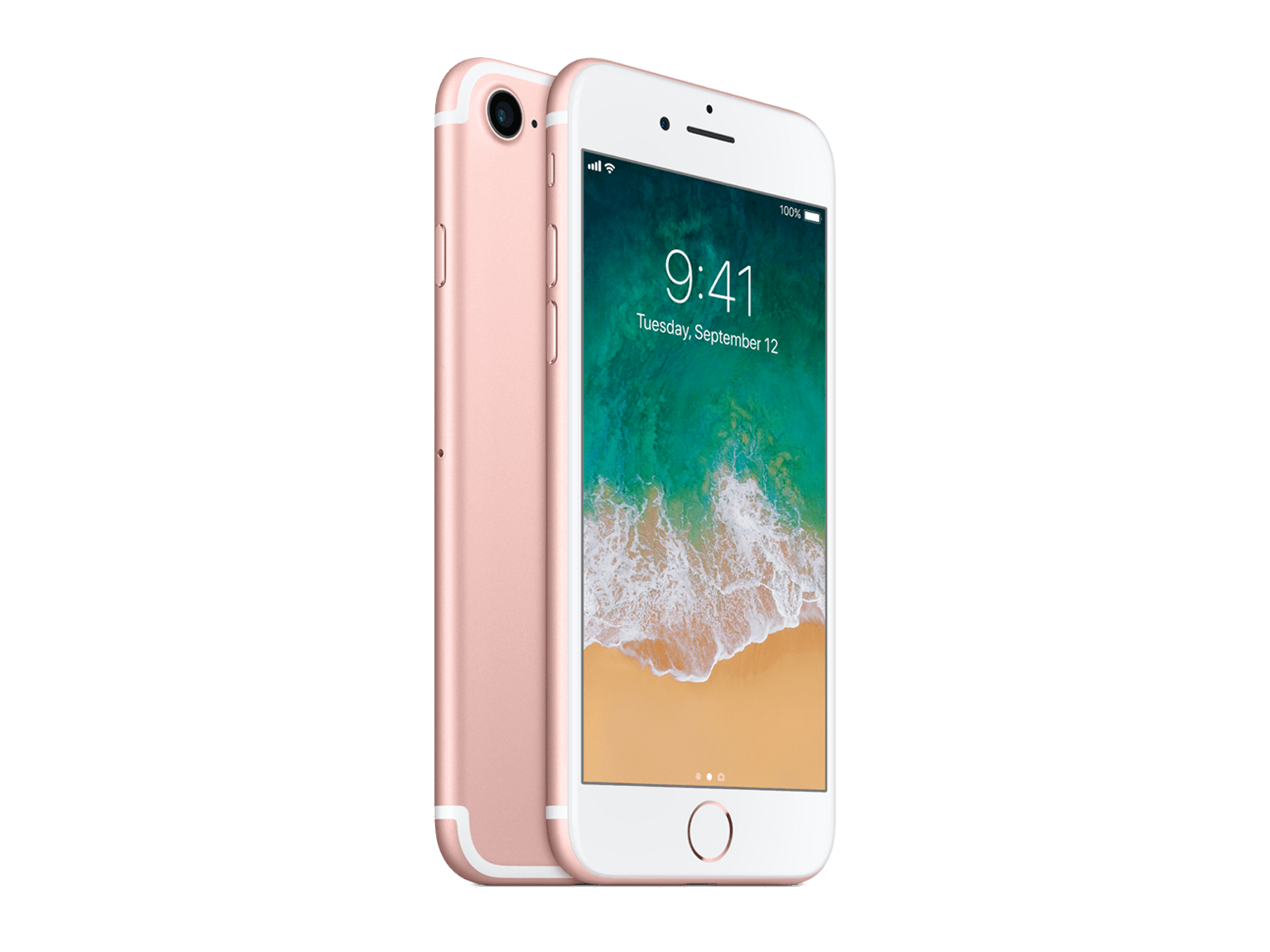 Tidsmæssigt Køb iPhone 7 128 GB, Rose Gold |  Humac Premium Reseller OU-37