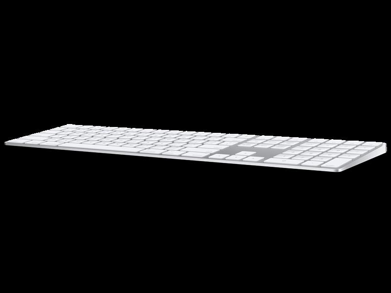 Apple tastatur dansk