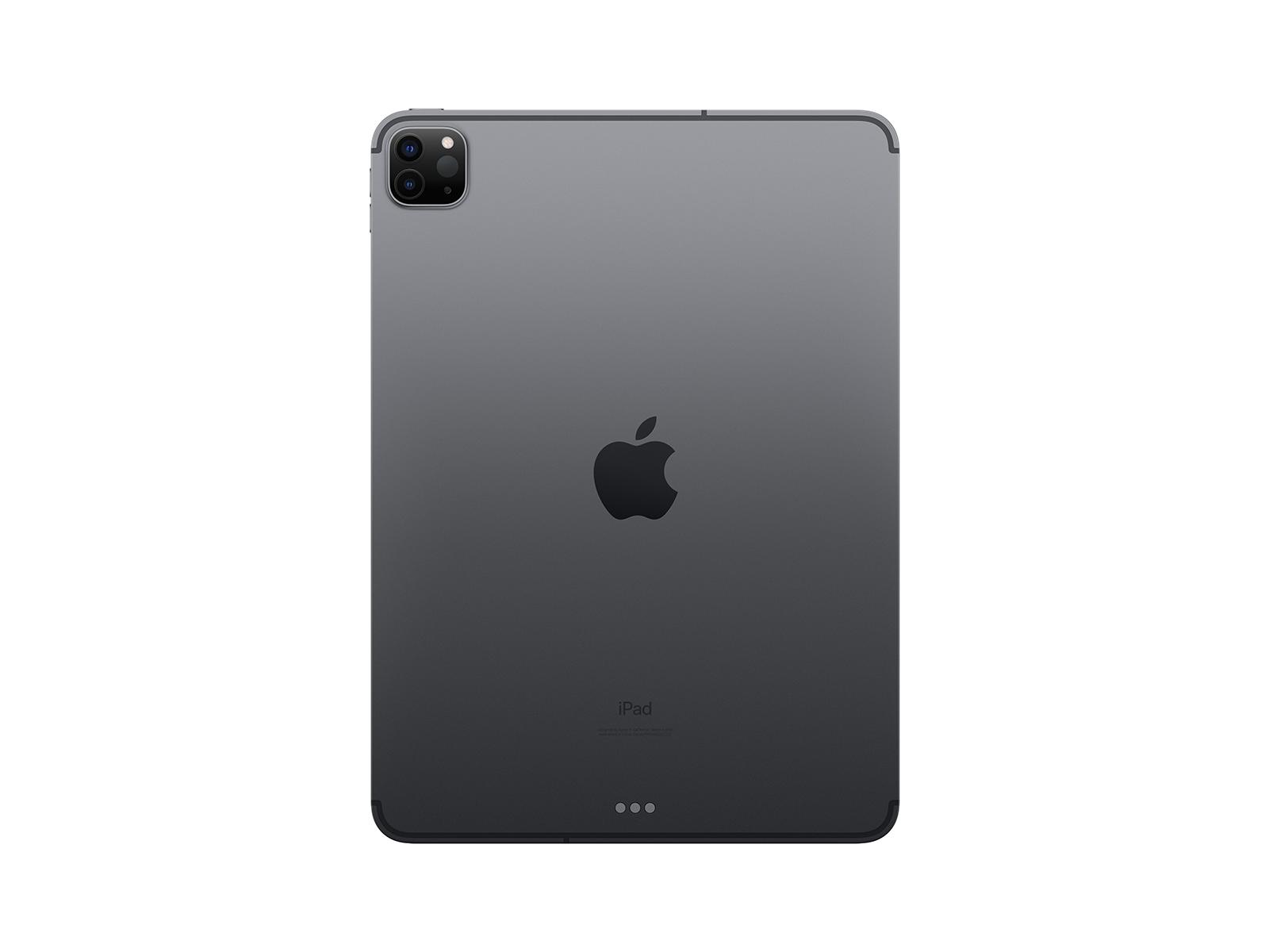 """Køb iPad Pro 2020 11"""" Wi‑Fi + Cell 1TB Space Grey   Humac ..."""