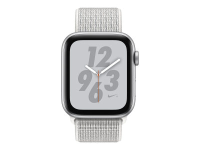 Watch Nike+ 4 2018 Cell, 44mm Si Alu Case, White