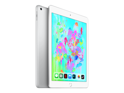 iPad 2018 Wi-Fi + Cellular 32GB - Silver