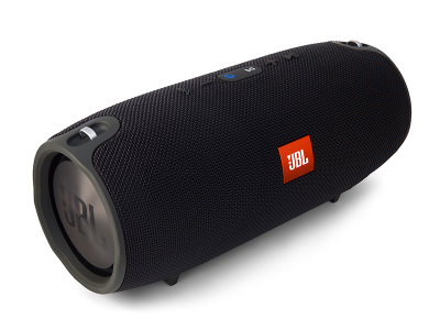 JBL Xtreme Black large portable bluetooth speaker