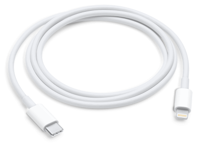 Apple Lightning to USB-C Cable 1 m