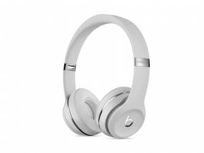 Beats Solo3 Wireless On-Ear Headph - Satin Silver