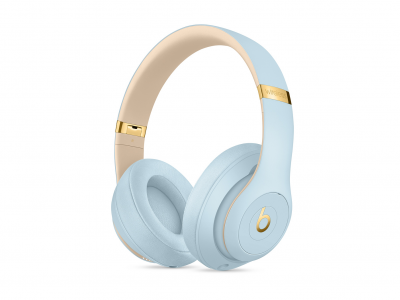 Beats Studio3 Wireless Crystal Blue - Skyline