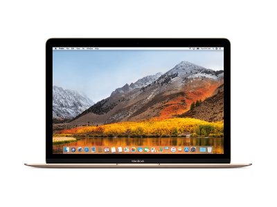 "MacBook 2018 12"" 1.2GHz Intel m3 256GB Gold"