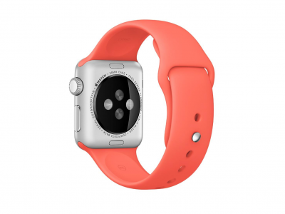 Apple 38mm Apricot Sport Band