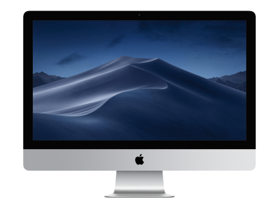 "iMac 27"" 5K Display 3.8GHz quad-core i5, 2TB FD"