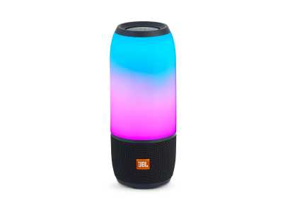 JBL Pulse 3 BT Speaker 360 LED Light Eff. Black