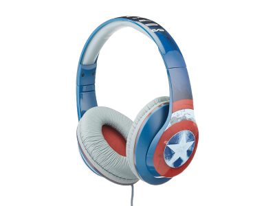 Ekids Captain America Civil War headphone