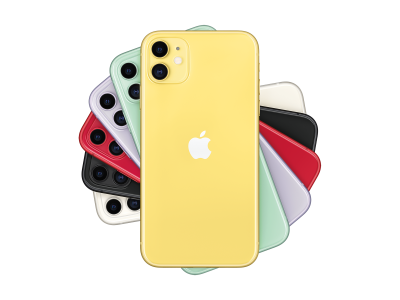 iPhone 11 256GB Yellow